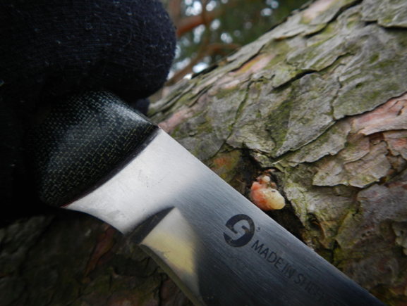 Bushcraft Messer – Chris Caine Knife